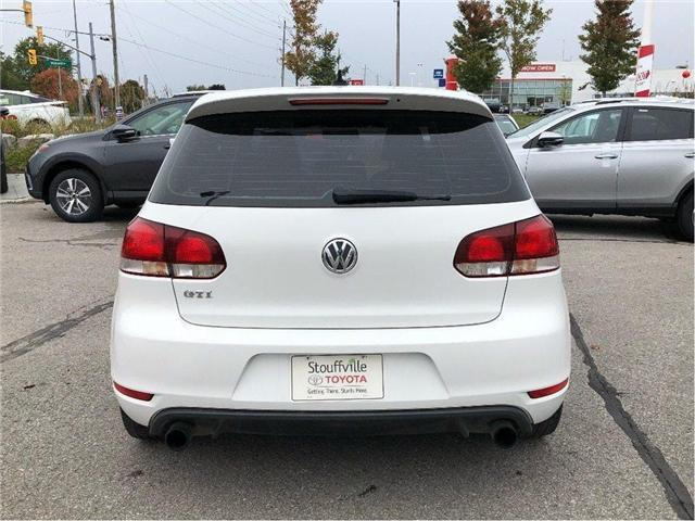 2012 Volkswagen Golf GTI 5-Door (Stk: P1550A) in Whitchurch-Stouffville - Image 4 of 19