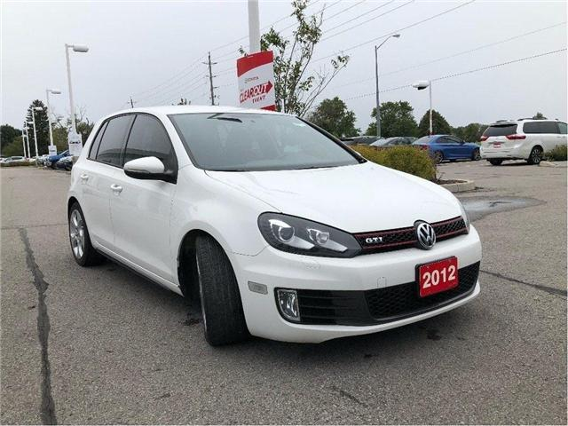 2012 Volkswagen Golf GTI 5-Door (Stk: P1550A) in Whitchurch-Stouffville - Image 7 of 19