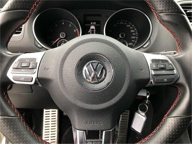2012 Volkswagen Golf GTI 5-Door (Stk: P1550A) in Whitchurch-Stouffville - Image 13 of 19