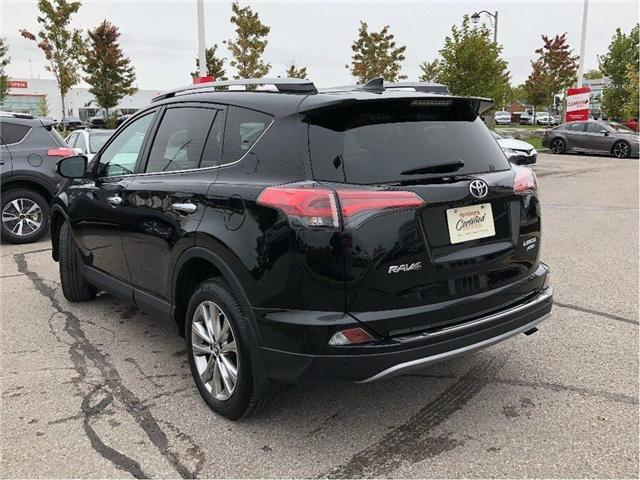2017 Toyota RAV4 Limited (Stk: P1584) in Whitchurch-Stouffville - Image 3 of 24