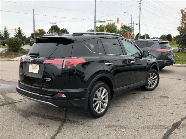 2017 Toyota RAV4 Limited (Stk: P1584) in Whitchurch-Stouffville - Image 5 of 24