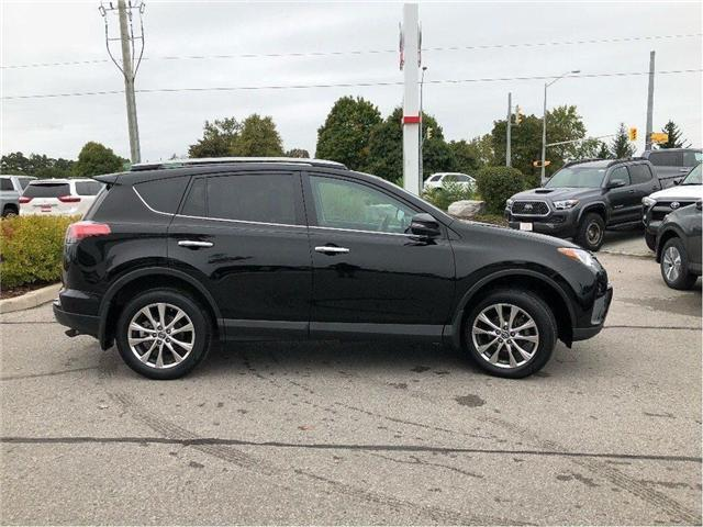 2017 Toyota RAV4 Limited (Stk: P1584) in Whitchurch-Stouffville - Image 6 of 24