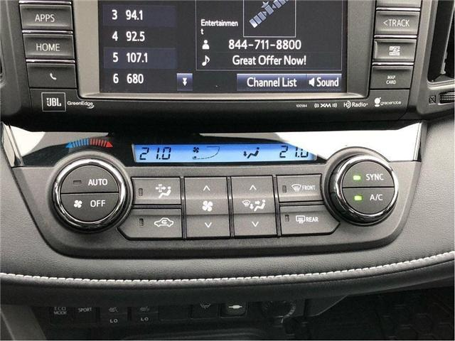 2017 Toyota RAV4 Limited (Stk: P1584) in Whitchurch-Stouffville - Image 18 of 24