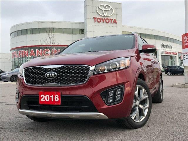 2016 Kia Sorento  (Stk: 180867A) in Whitchurch-Stouffville - Image 1 of 24