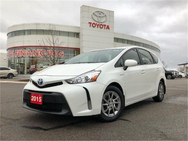 2015 Toyota Prius v Base (Stk: P1604) in Whitchurch-Stouffville - Image 1 of 22