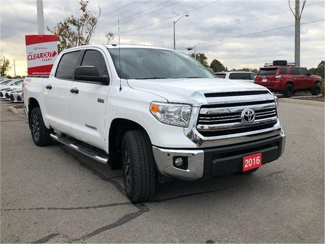 2016 Toyota Tundra  (Stk: P1561A) in Whitchurch-Stouffville - Image 7 of 22