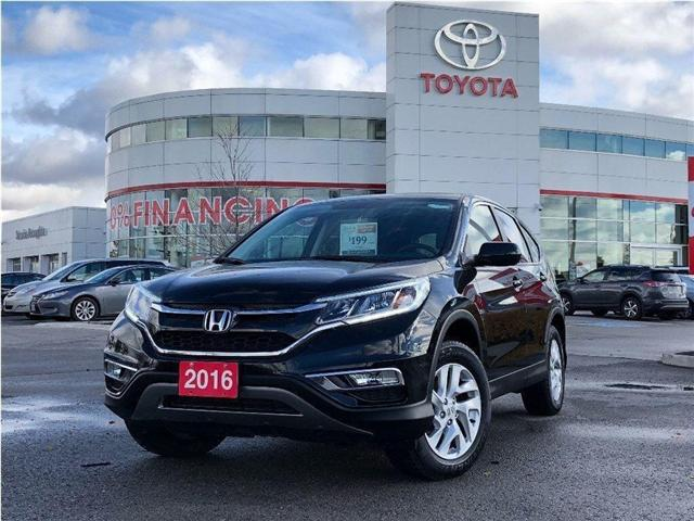 2016 Honda CR-V EX-L (Stk: P1614) in Whitchurch-Stouffville - Image 1 of 23