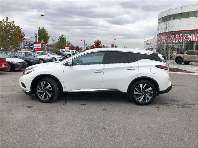 2016 Nissan Murano Platinum (Stk: P1609) in Whitchurch-Stouffville - Image 2 of 23
