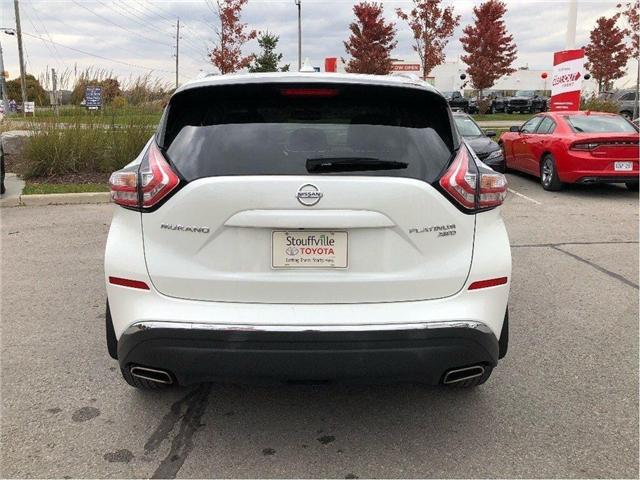 2016 Nissan Murano Platinum (Stk: P1609) in Whitchurch-Stouffville - Image 4 of 23