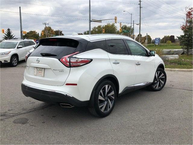 2016 Nissan Murano Platinum (Stk: P1609) in Whitchurch-Stouffville - Image 5 of 23