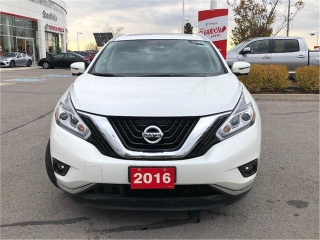 2016 Nissan Murano Platinum (Stk: P1609) in Whitchurch-Stouffville - Image 8 of 23