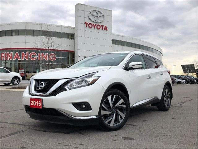 2016 Nissan Murano Platinum (Stk: P1609) in Whitchurch-Stouffville - Image 9 of 23