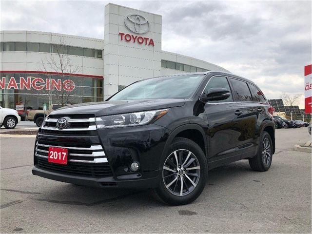 2017 Toyota Highlander XLE (Stk: P1606) in Whitchurch-Stouffville - Image 1 of 24