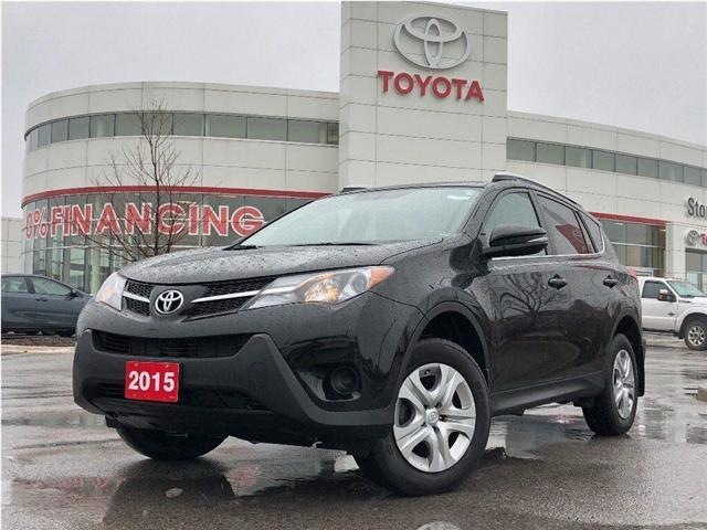 2015 Toyota RAV4 LE (Stk: P1630) in Whitchurch-Stouffville - Image 1 of 19