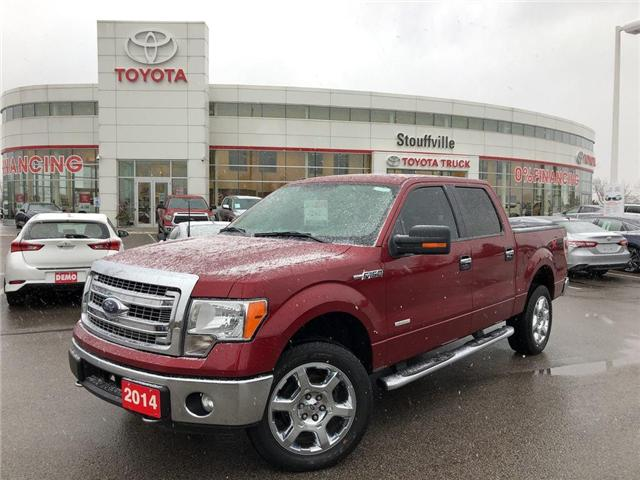 2014 Ford F-150  (Stk: 190203A) in Whitchurch-Stouffville - Image 1 of 22