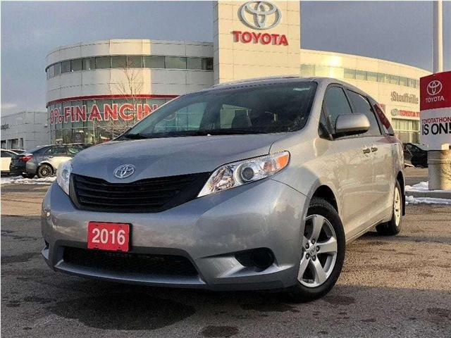 2016 Toyota Sienna  (Stk: P1619) in Whitchurch-Stouffville - Image 1 of 23