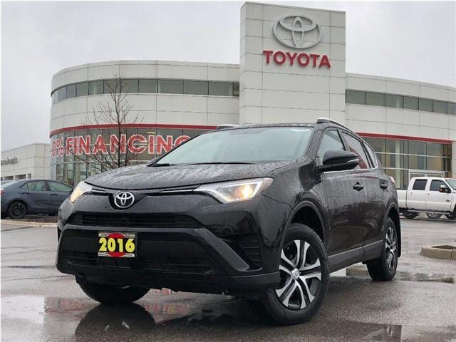 2016 Toyota RAV4 LE (Stk: P1640) in Whitchurch-Stouffville - Image 1 of 19