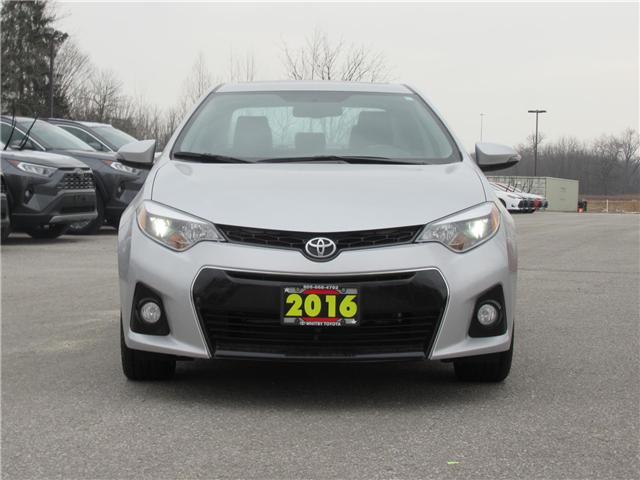 2016 Toyota Corolla  (Stk: 90069A) in Whitby - Image 2 of 21