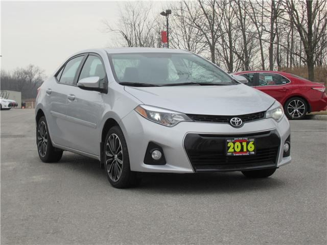 2016 Toyota Corolla  (Stk: 90069A) in Whitby - Image 3 of 21