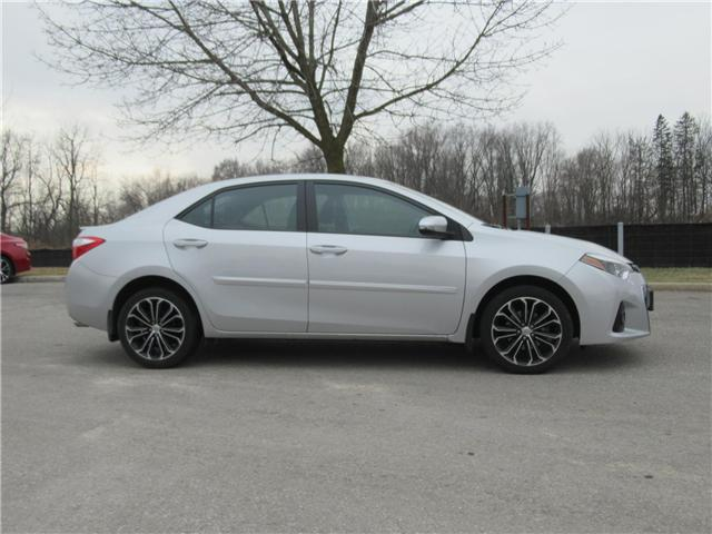 2016 Toyota Corolla  (Stk: 90069A) in Whitby - Image 4 of 21