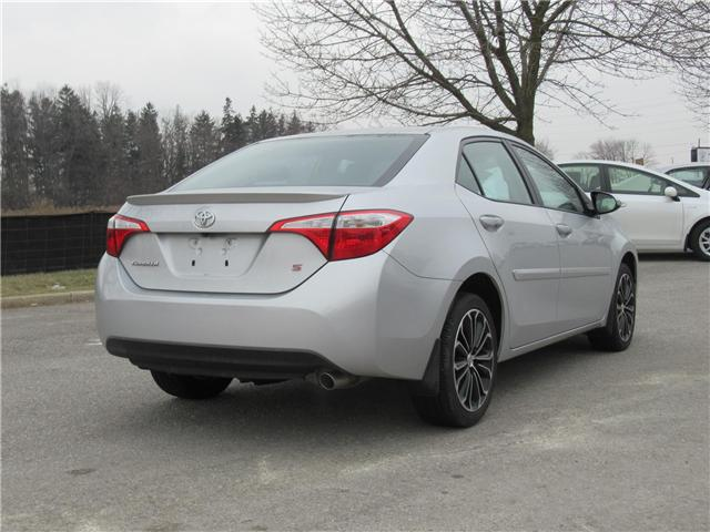 2016 Toyota Corolla  (Stk: 90069A) in Whitby - Image 5 of 21