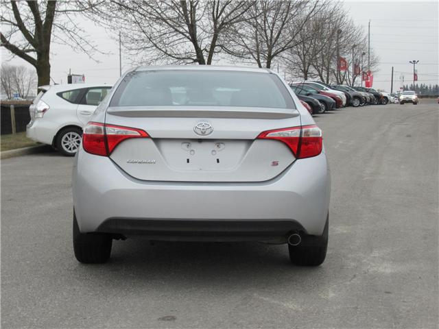 2016 Toyota Corolla  (Stk: 90069A) in Whitby - Image 6 of 21