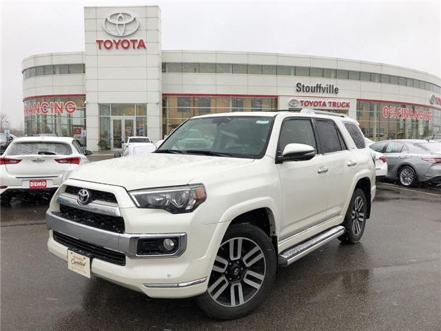 2016 Toyota 4Runner SR5 (Stk: P1654) in Whitchurch-Stouffville - Image 1 of 23