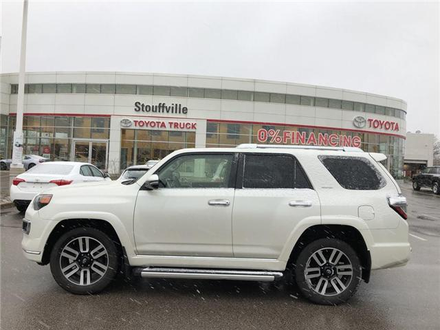 2016 Toyota 4Runner SR5 (Stk: P1654) in Whitchurch-Stouffville - Image 2 of 23