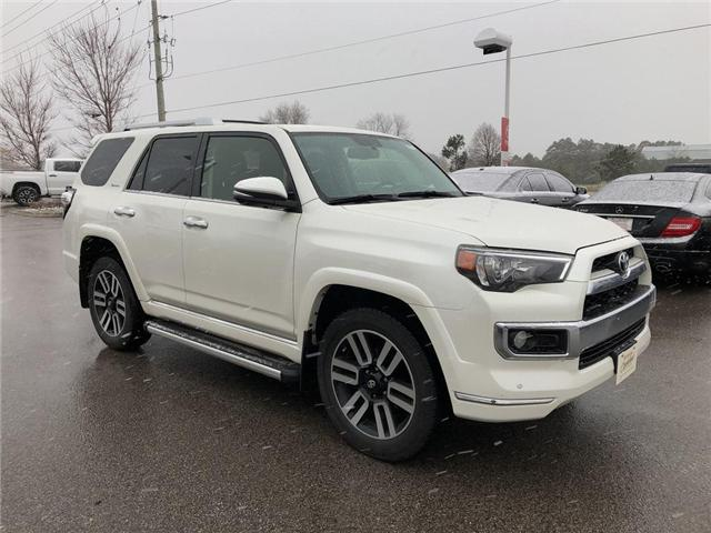 2016 Toyota 4Runner SR5 (Stk: P1654) in Whitchurch-Stouffville - Image 6 of 23