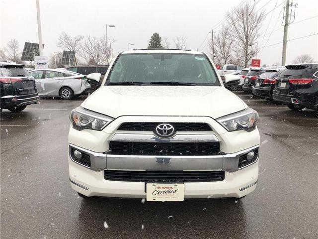 2016 Toyota 4Runner SR5 (Stk: P1654) in Whitchurch-Stouffville - Image 7 of 23