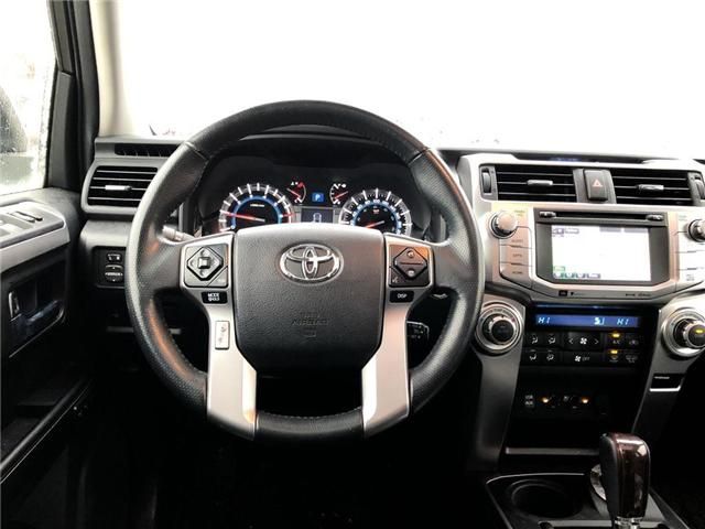 2016 Toyota 4Runner SR5 (Stk: P1654) in Whitchurch-Stouffville - Image 10 of 23