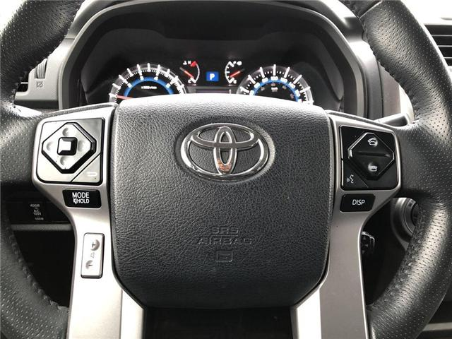 2016 Toyota 4Runner SR5 (Stk: P1654) in Whitchurch-Stouffville - Image 11 of 23