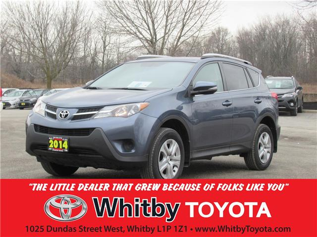 2014 Toyota RAV4  (Stk: 80807A) in Whitby - Image 1 of 21