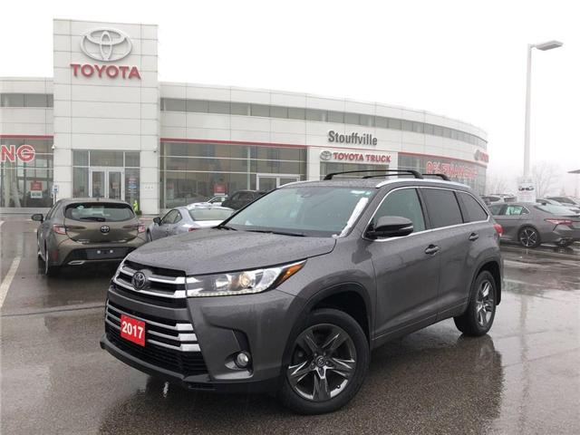 2017 Toyota Highlander Limited (Stk: P1646) in Whitchurch-Stouffville - Image 1 of 25