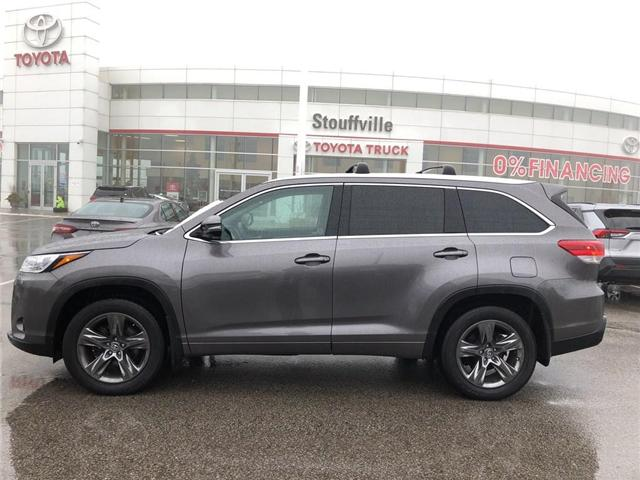2017 Toyota Highlander Limited (Stk: P1646) in Whitchurch-Stouffville - Image 2 of 25