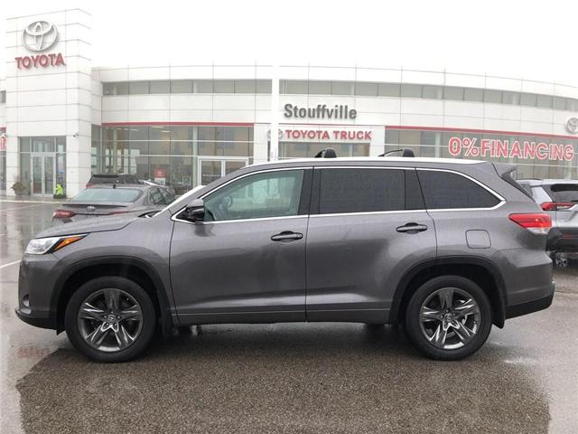 2017 Toyota Highlander Limited (Stk: P1646) in Whitchurch-Stouffville - Image 3 of 25