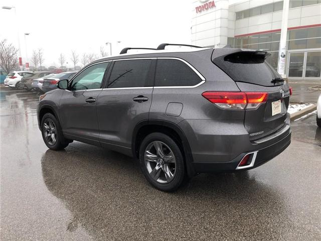 2017 Toyota Highlander Limited (Stk: P1646) in Whitchurch-Stouffville - Image 4 of 25