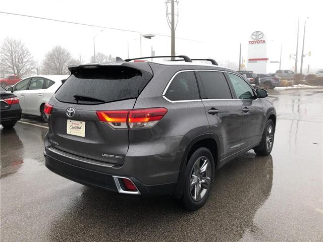 2017 Toyota Highlander Limited (Stk: P1646) in Whitchurch-Stouffville - Image 6 of 25