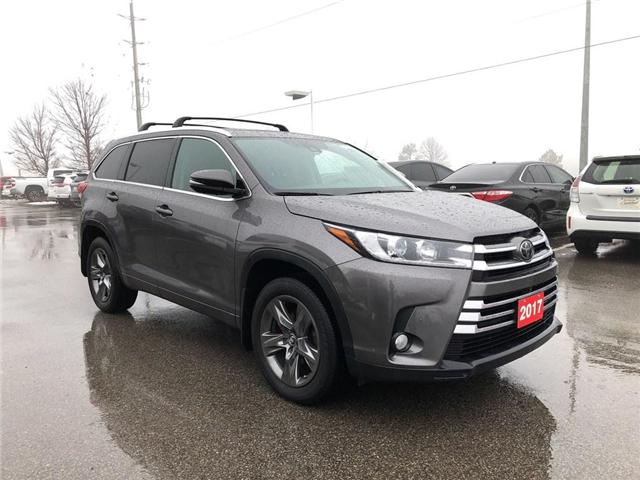 2017 Toyota Highlander Limited (Stk: P1646) in Whitchurch-Stouffville - Image 8 of 25