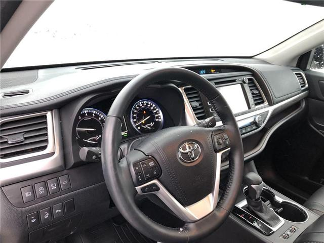 2017 Toyota Highlander Limited (Stk: P1646) in Whitchurch-Stouffville - Image 11 of 25