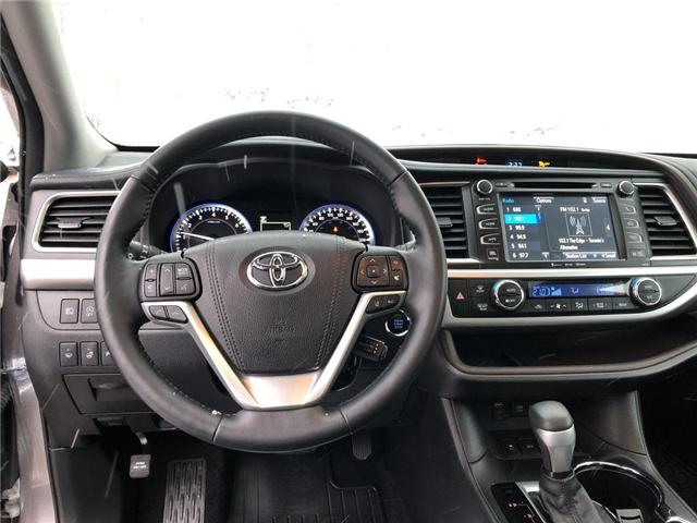 2017 Toyota Highlander Limited (Stk: P1646) in Whitchurch-Stouffville - Image 12 of 25