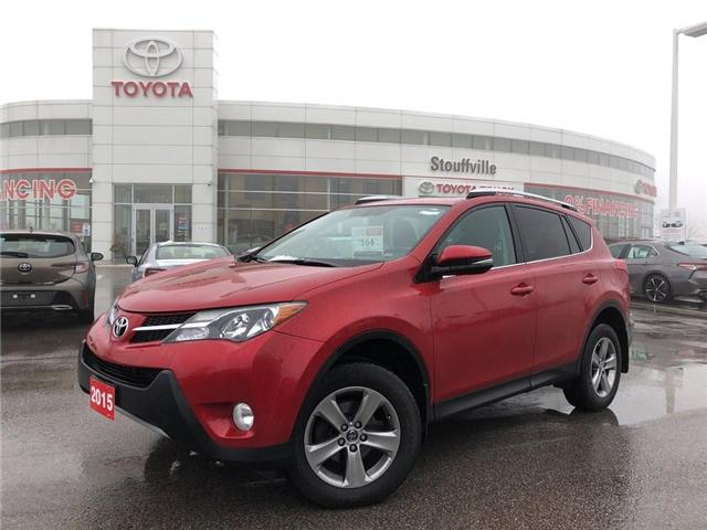 2015 Toyota RAV4 XLE (Stk: P1643) in Whitchurch-Stouffville - Image 1 of 22