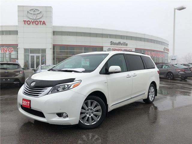 2017 Toyota Sienna  (Stk: P1644) in Whitchurch-Stouffville - Image 1 of 23