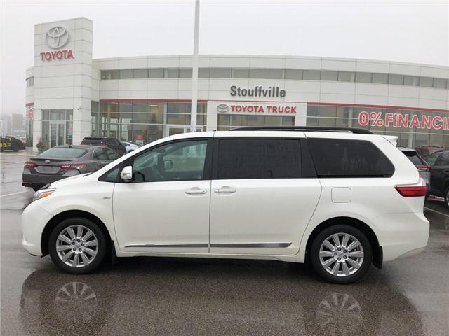 2017 Toyota Sienna  (Stk: P1644) in Whitchurch-Stouffville - Image 2 of 23