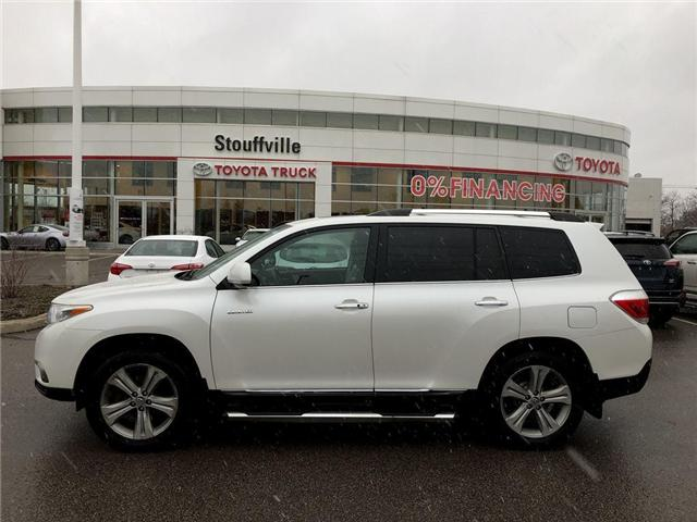 2012 Toyota Highlander  (Stk: P1493A) in Whitchurch-Stouffville - Image 2 of 27