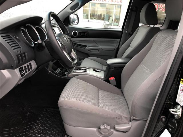 2014 Toyota Tacoma Base V6 (Stk: P1637) in Whitchurch-Stouffville - Image 9 of 20