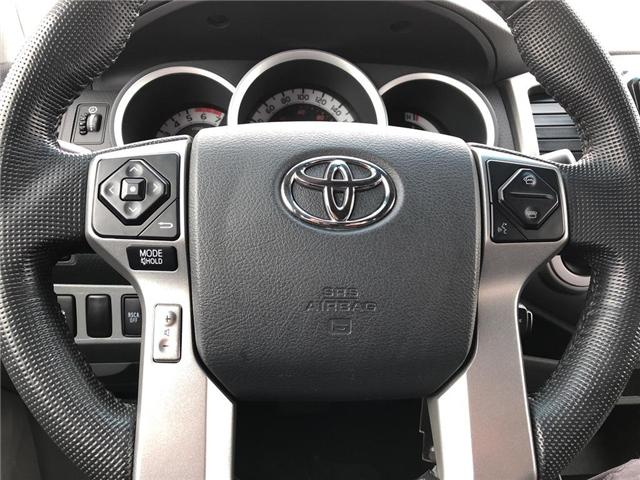 2014 Toyota Tacoma Base V6 (Stk: P1637) in Whitchurch-Stouffville - Image 11 of 20