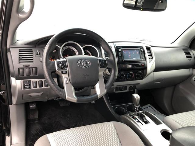 2014 Toyota Tacoma Base V6 (Stk: P1637) in Whitchurch-Stouffville - Image 17 of 20