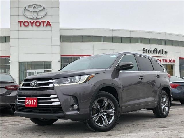 2017 Toyota Highlander Limited (Stk: P1655) in Whitchurch-Stouffville - Image 1 of 21