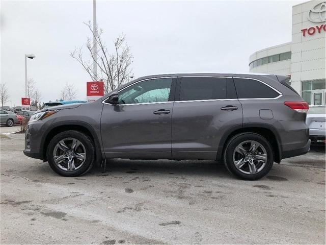 2017 Toyota Highlander Limited (Stk: P1655) in Whitchurch-Stouffville - Image 2 of 21